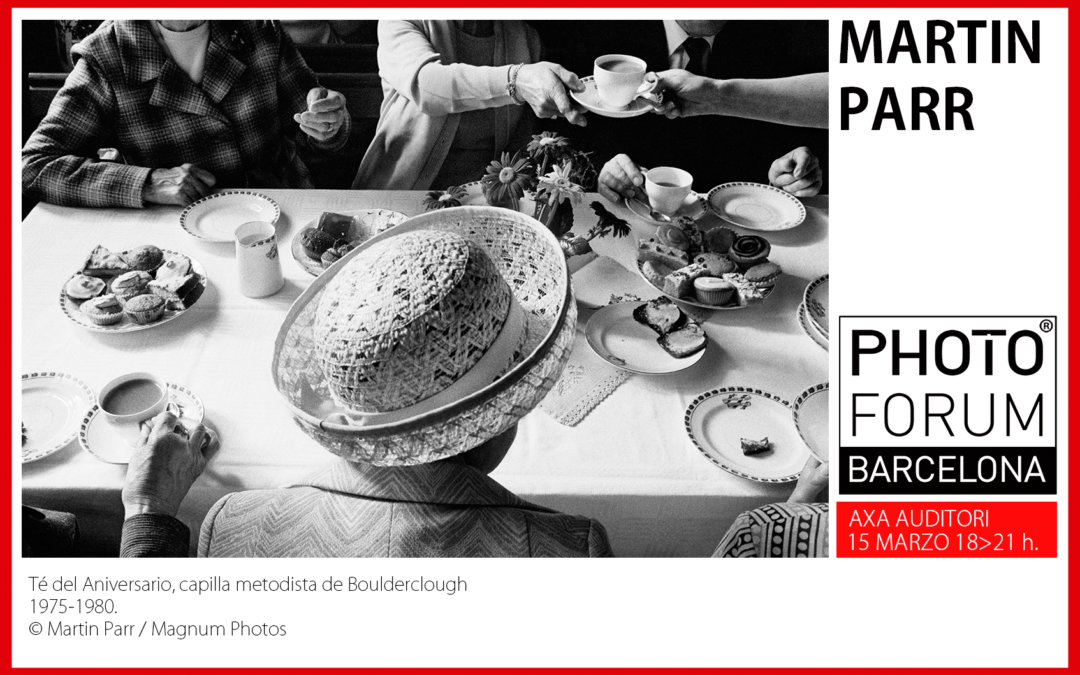 MARTIN PARR EXTRA CONFERENCE